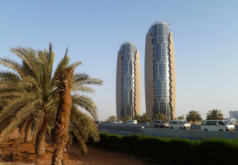 NEWS, Projects, Abu Dhabi Investment Council, Aedas, Al Bahr Towers