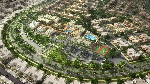 Nakheel's Al Furjan development in Dubai.
