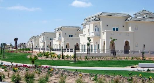 Al Furjan villas.