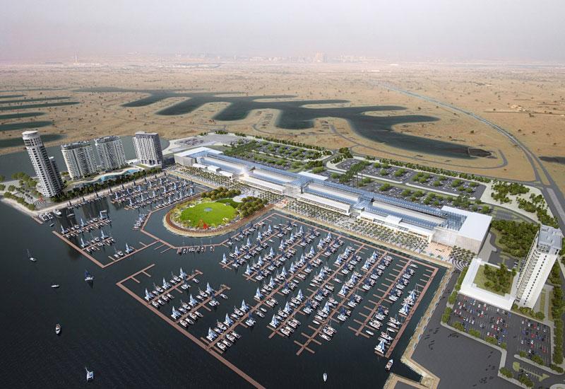 Masterplan of Tamdeen Group's $700m Al Khiren resort project in Kuwait