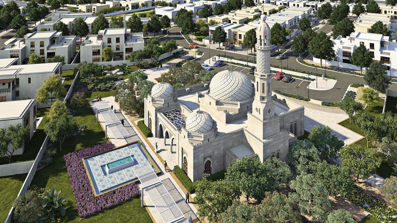 NEWS, Projects, Al Zahia, Gated community, Majid al futtaim properties, Sharjah