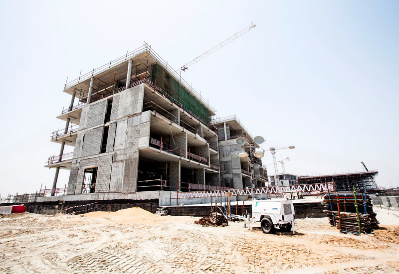 Al Zorah Beach Residences will be located next to the resorts.