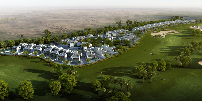 Al Zorah will feature mixed-use units.