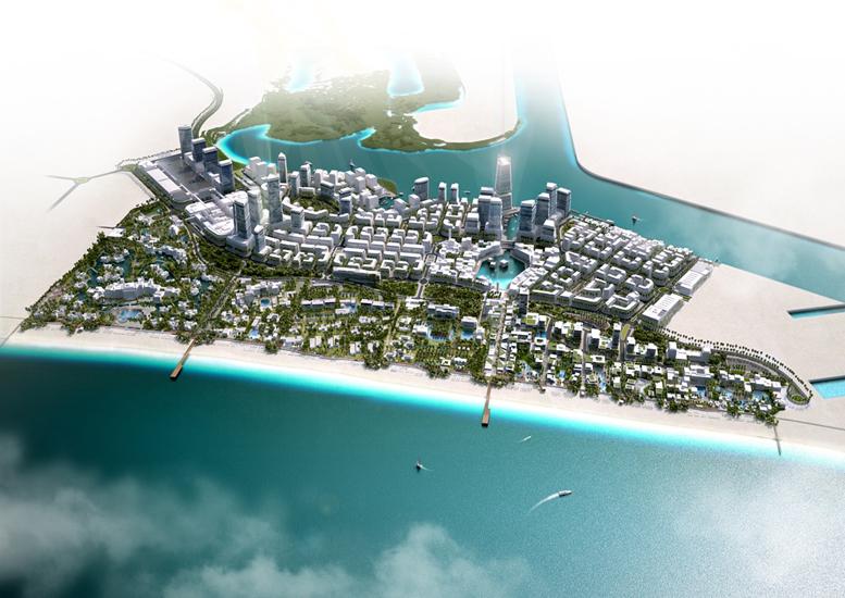 NEWS, Projects, Ajman, Al Zorah, Al Zorah Development Company, Dubai International Financial Centre