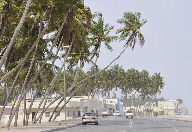 Salalah's Al Hafa corniche. Image: billy1847, flickr.