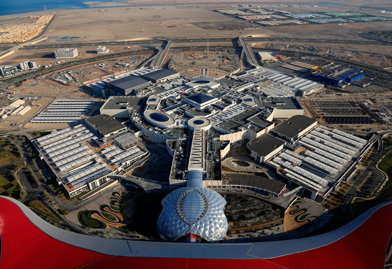 Client comfort: the current market is favouring developers like Aldar, which is responsible for Yas Mall.