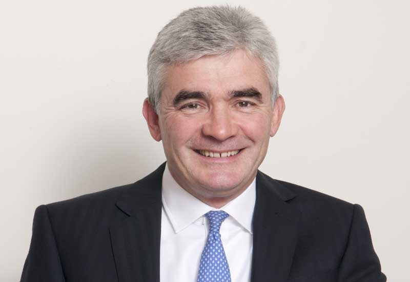 Wates Group CEO Andrew Davies