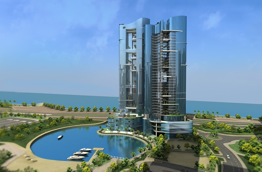 Saraya development in Abu Dhabi.