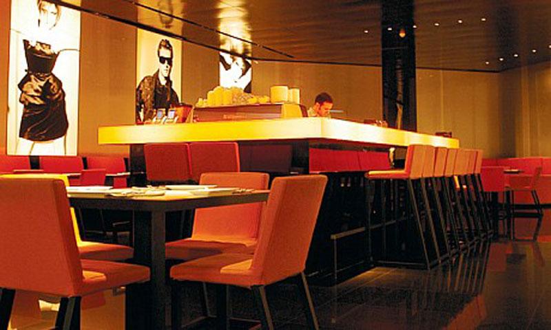 Armani Cafe`