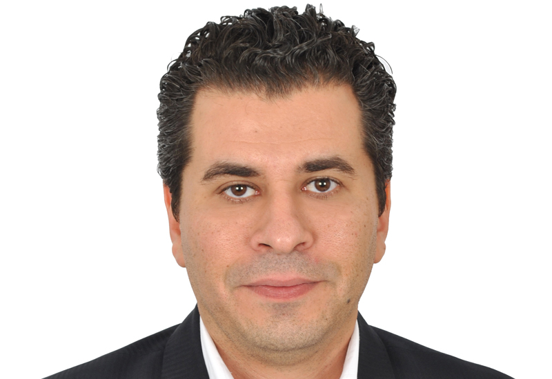 Marwan Khoury, marketing manager – MEA, Axis.
