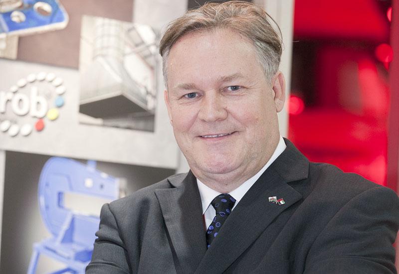 Lee Jennings, MENA regional manager, Welsh Government.