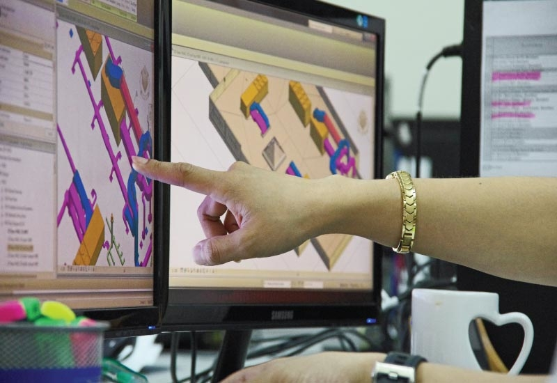 Atkins' latest BIM tool will facilitate early decision making within the construction process.