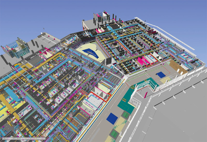 CIAT is looking to promote BIM in the Middle East.