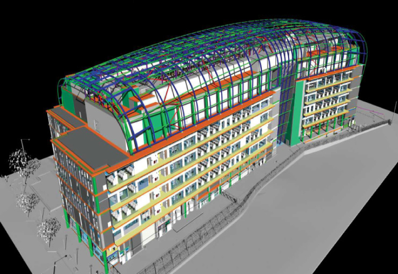 An acronym for Building Information Modelling, BIM describes the process of designing a building collaboratively, across all disciplines.