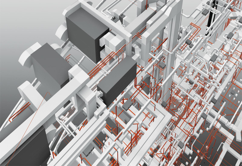 Hochtief will provide BIM services to the project.