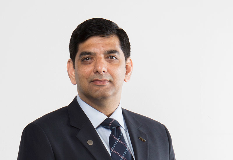 Babar Ahmed, division manager for BP Lubricants at GENAVCO