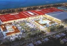 A rendering of Diyar Al Muharraq's Dragon City in Bahrain.