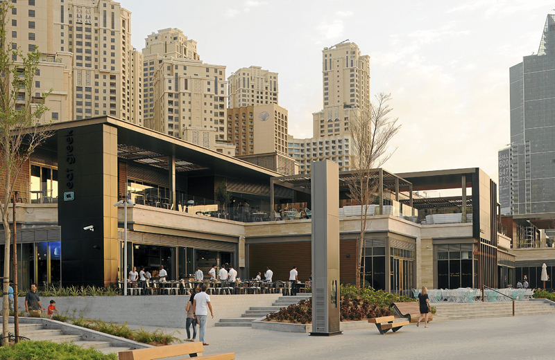NEWS, Projects, Architects, Benoy, Brewer Smith Brewer Gulf, Jumeirah beach residence, The Beach