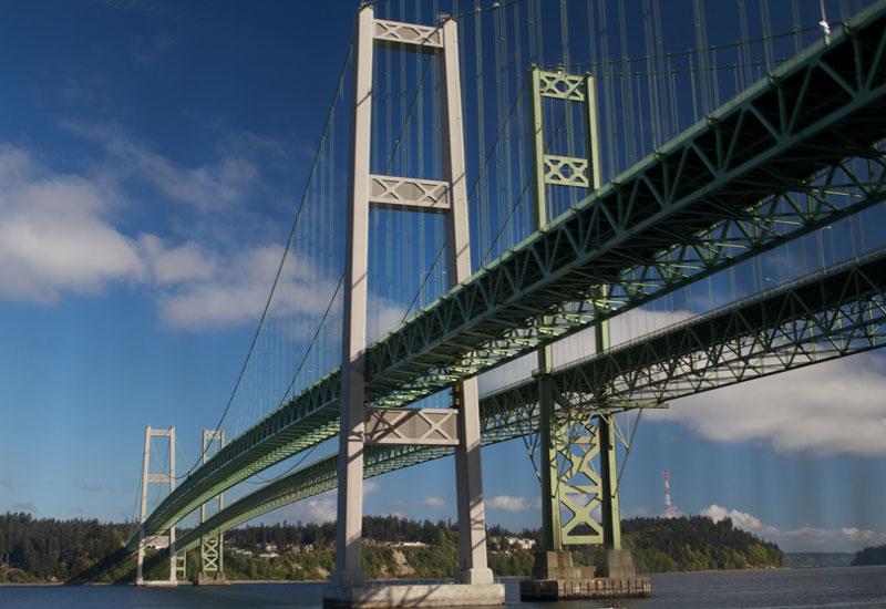 Tacoma Narrows Bridge, Bechtel