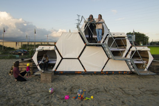 NEWS, Design, B-AND-BEE, Beehive, Camping