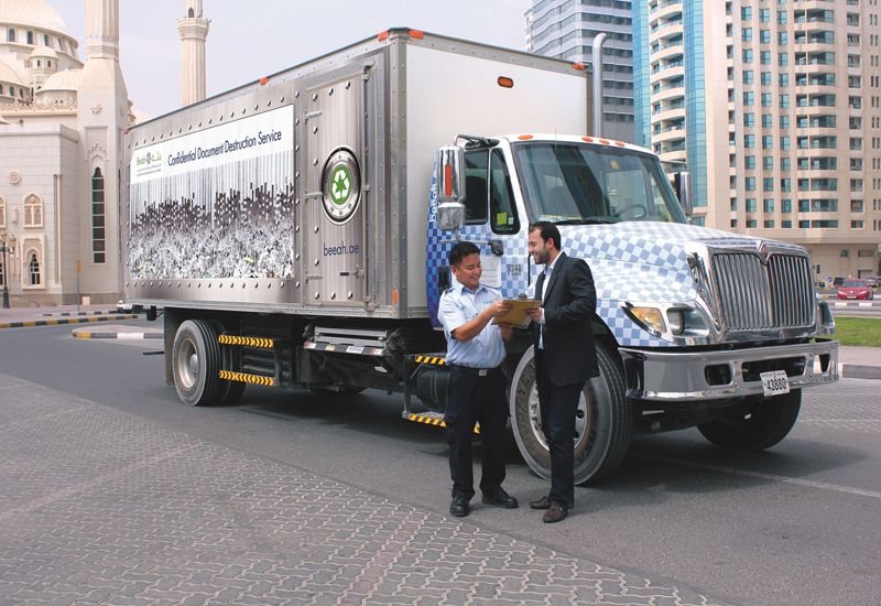 NEWS, Facilities Management, Bee'ah, Documentation, Recycling, Security, Waste collection, Waste management