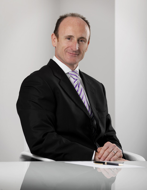 Ejadah Asset Management Group CEO Billy Daly.