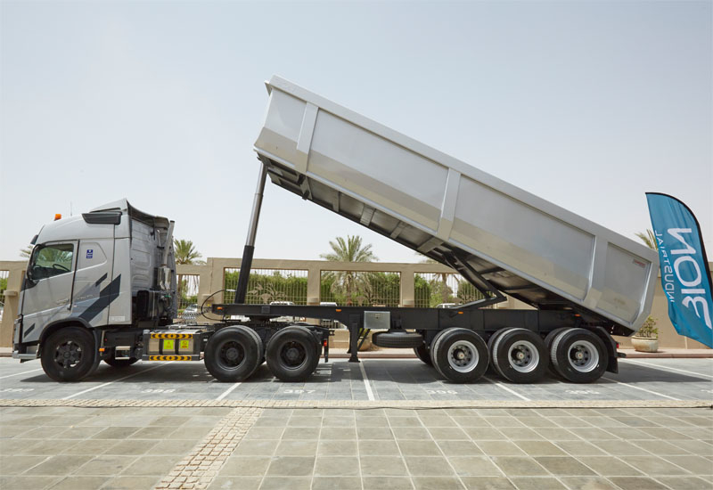 """""""The trailers that were available in the market were not efficient, so we analysed the gap."""""""