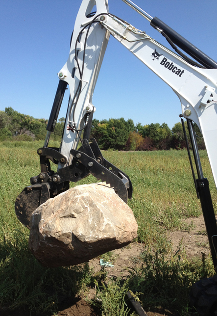 Bobcat says that its Pro Clamp system will enable excavator users to lift larger and more cumbersome objects.