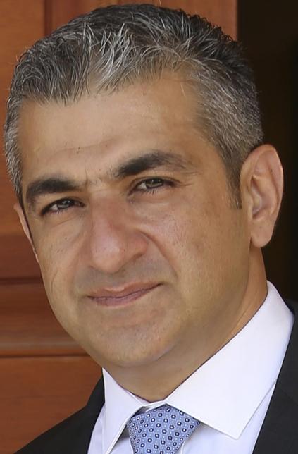 Fares Saghbini, general manager of USG Middle East.