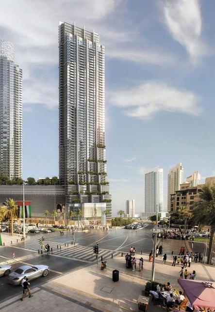 NEWS, Projects, Boulevard Point, Burj khalifa, Downtown Dubai, Emaar, Souk Al Bahar, The Dubai Mall, The Old Town