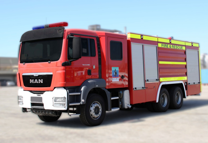 The Bristol VMD vehicles have been designed to Gazprom Neft Badra BV's specifications.