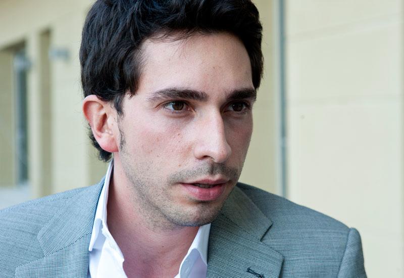 Burak Kizilhan, deputy general manager and board member of AE Arma Elektropanç.