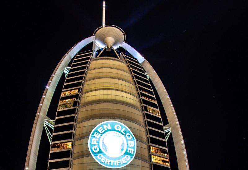 The Burj Al Arab has been awarded the international Green Globe Certification.