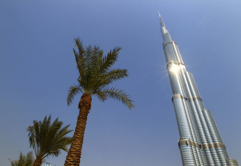 Hyder Consulting has worked on many of the region's landmark projects, including Burj Khalifa.