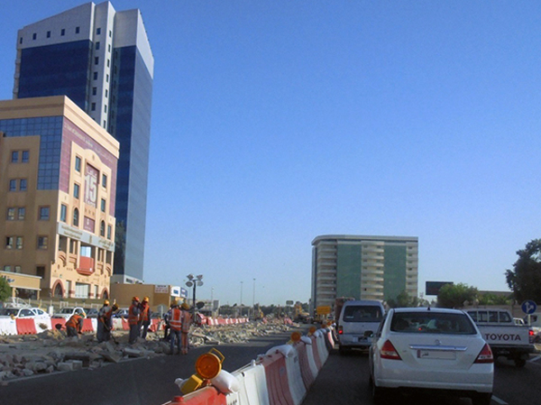 NEWS, Projects, Ashghal, C-Ring Road, Extension, Public Works Authority