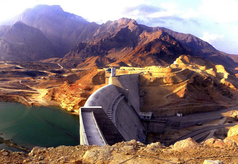 Wadi Dayqah dam, CCCC