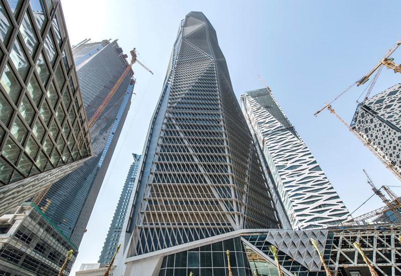 Capital Market Authority Tower - Credit: Ashraf-Jamali.