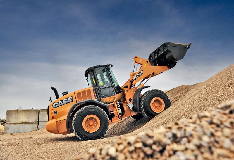 CNH brand Case Construction is represented by Al Shirawi Enterprises in the UAE.
