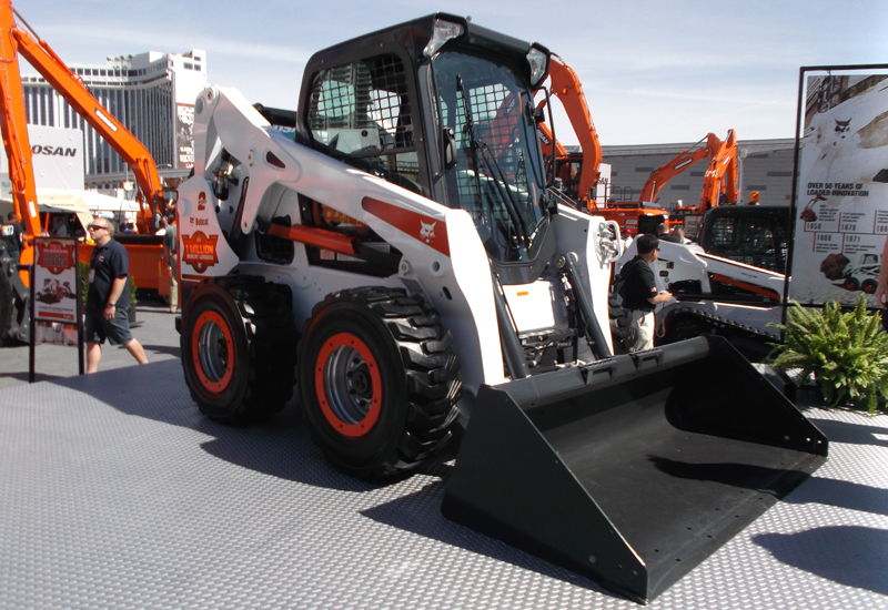 The millionth Bobcat loader will roll off the production line in 2014.