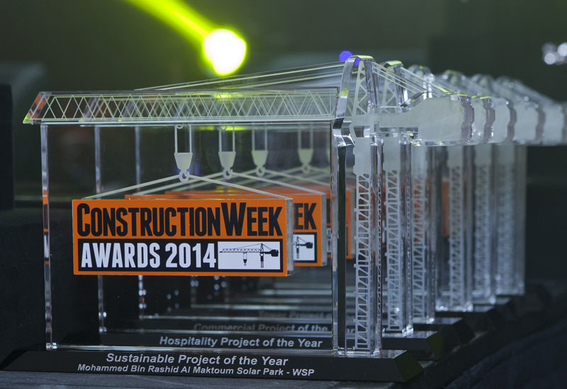 Find out which companies, individuals, projects, and initiatives made the shortlist for Construction Week Awards 2015.