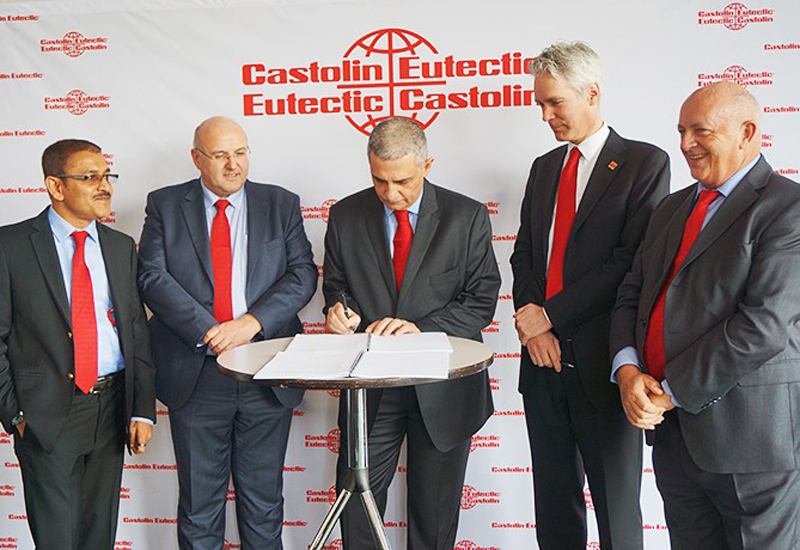 Castolin Eutectic and its dealer TACO have entered into a new joint venture in Saudi Arabia.