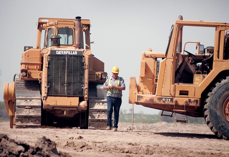 Caterpillar and Trimble expand offerings for construction customers.
