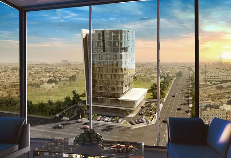 CMC Tower will be located on King Fahd Road in Riyadh