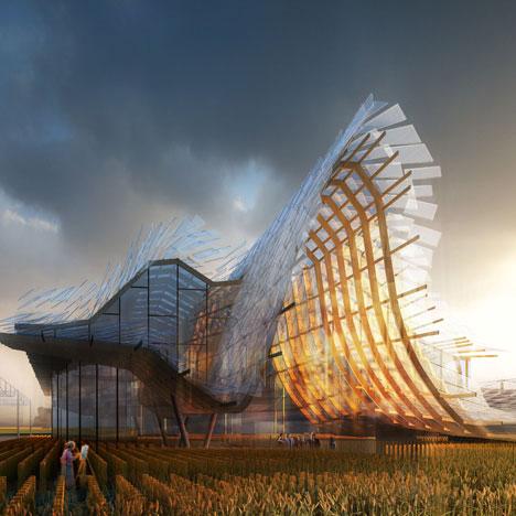 NEWS, Design, Architects, Expo 2015, Pavilion, Studio Link-Arc, Tsinghua University