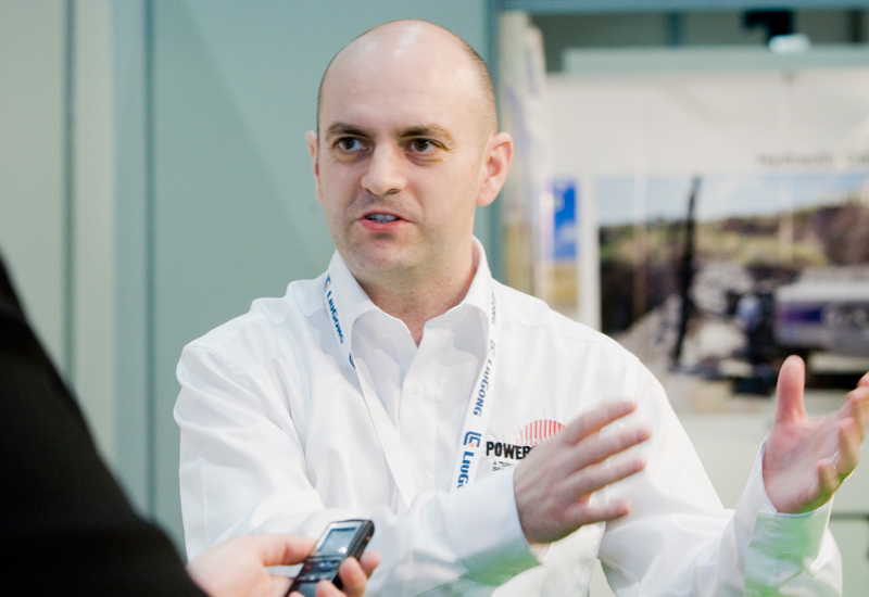 Conor Hegarty talks to PMV Middle East about Powerscreen's hunt for regional partners.