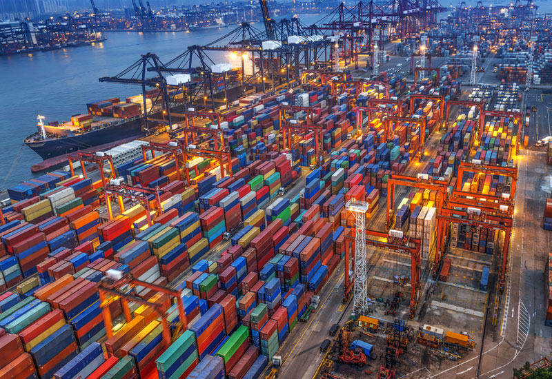APM Terminals oversees a network of 20,300 professionals and 187 port and inland service operations across 63 countries.
