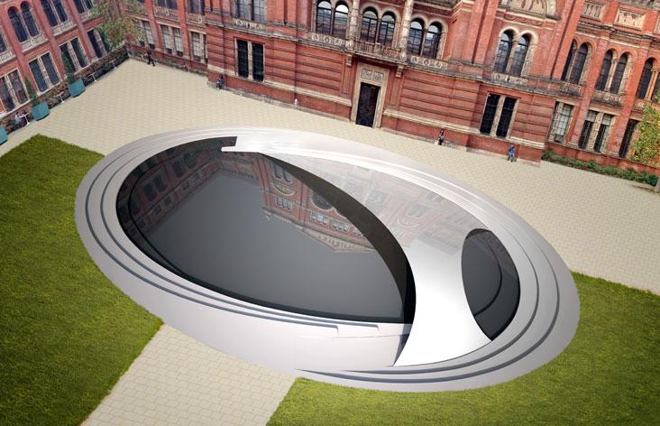 NEWS, Projects, London Design Festival, Opus hotel, Zaha hadid