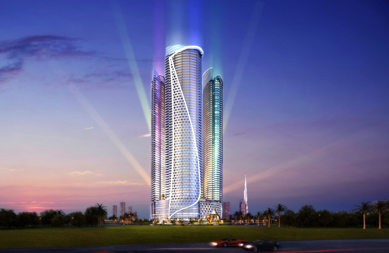 Damac Towers by Paramount.