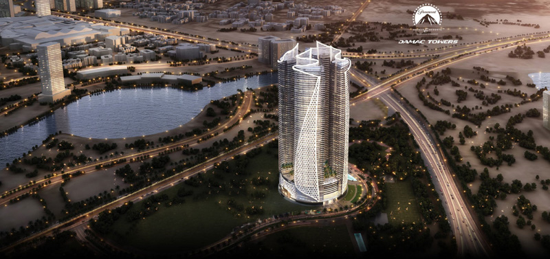 Damac Towers by Paramount Hotels & Resorts.