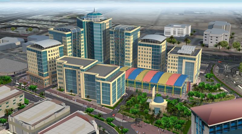 NEWS, Projects, Dubai Healthcare City, Hospitals, Jv, MAG Group